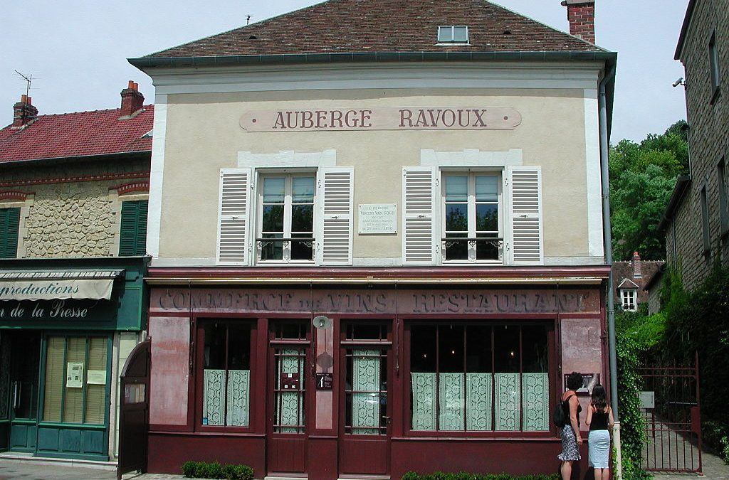 Artist Homes to Visit in France: Auberge Ravoux, last residence of Van Gogh