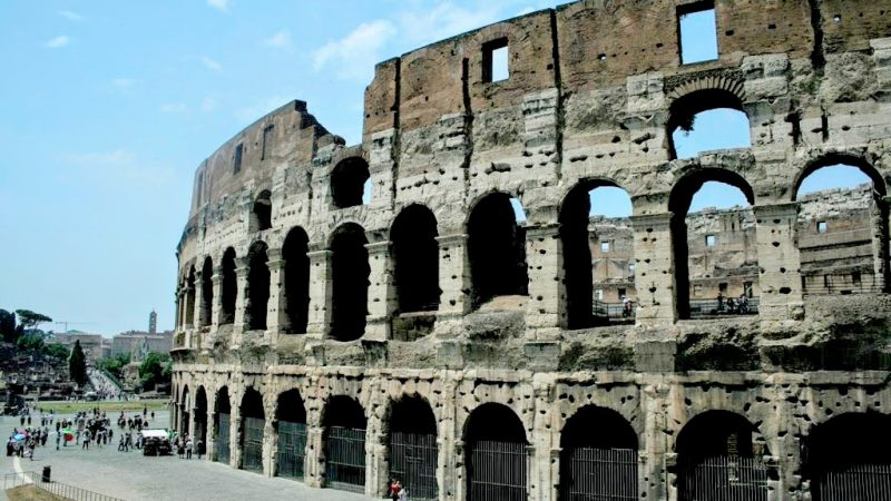 How to see the sights of Rome for free: You can get into the Coliseum the first Sunday of the month for free, but expect massive lines.