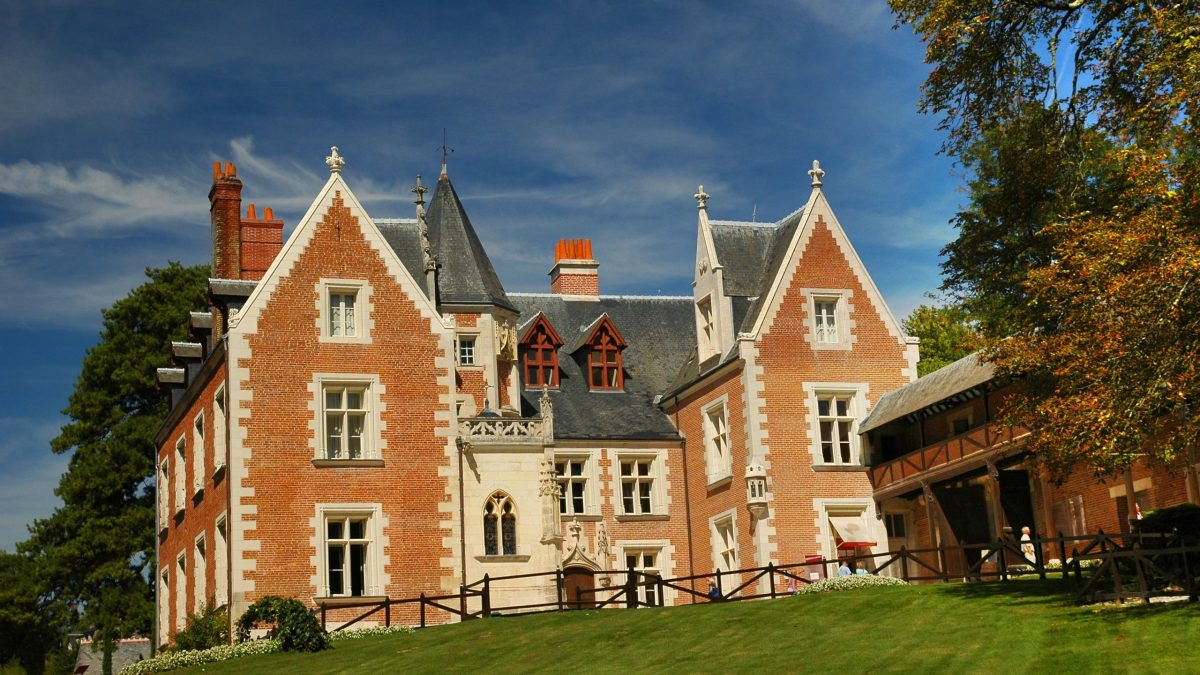 Famous Artist Homes to visit in France: Clos Luce, Amboise, Home of Leonardo da Vinci