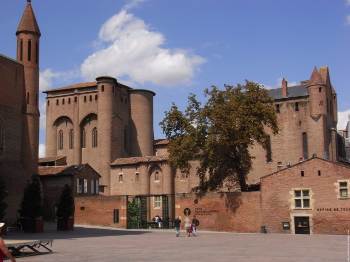 Famous Artist Museums to visit in France: Museum of Toulouse-Lautrec