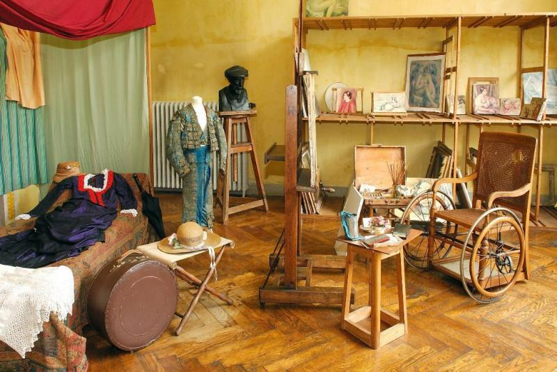 Famous Artist Homes to visit in France: Renoir Museum