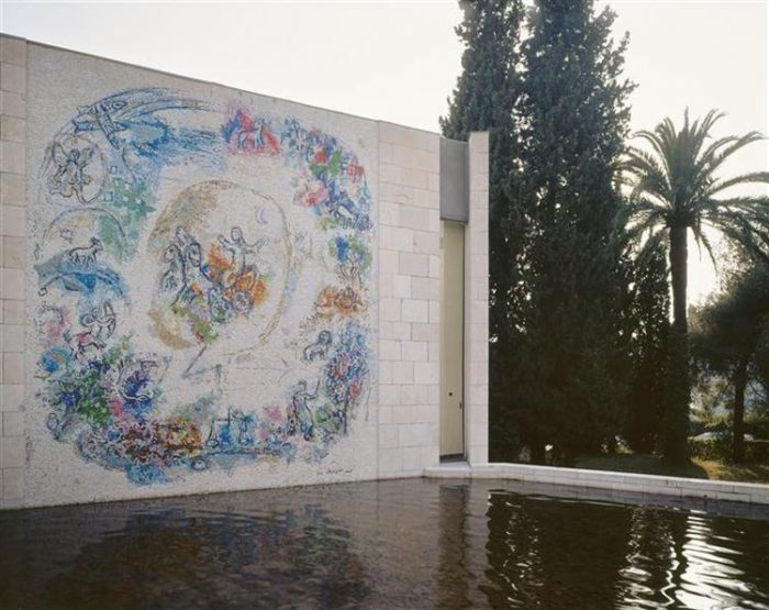 Famous Artist Museums to visit in France: Marc Chagall