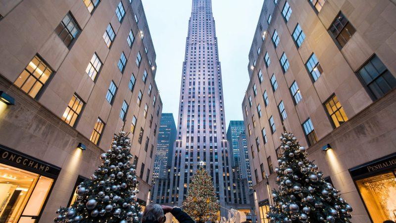 Rockefeller Center Christmas