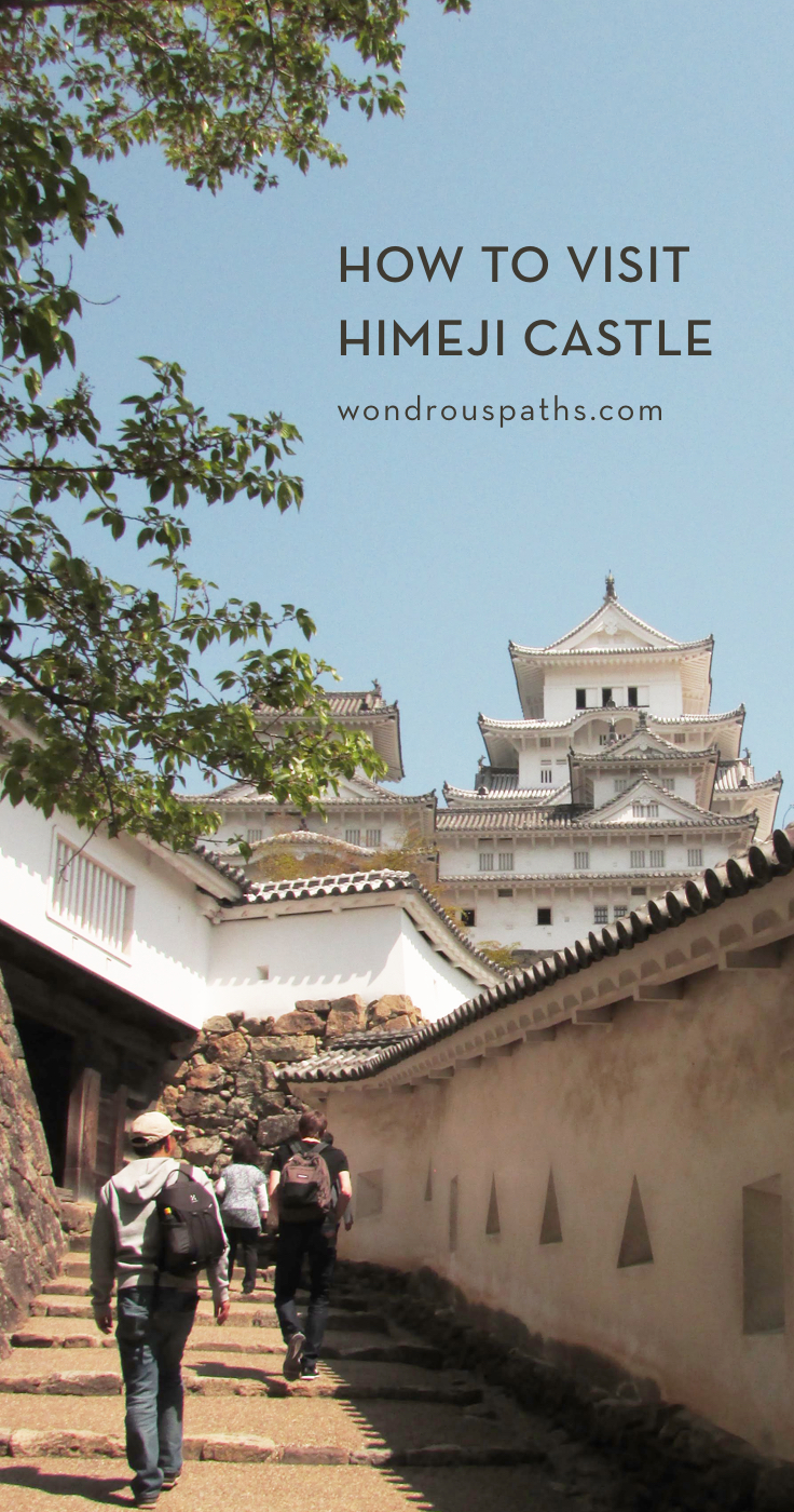 How to visit Himeji Castle in a day