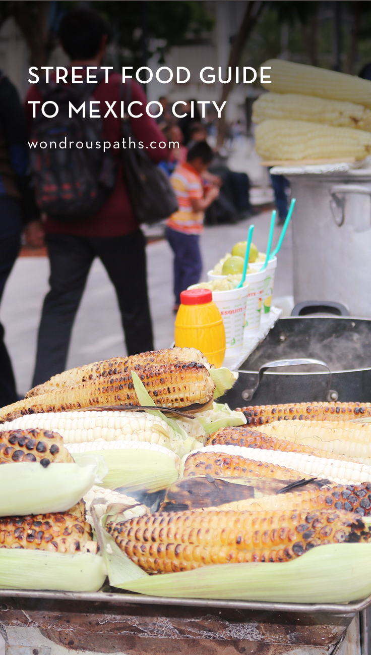 Mexico City Street food guide